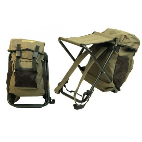 Рюкзак стул для рыбалки