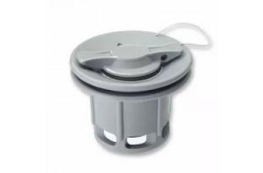 Клапан для лодки ПВХ серый