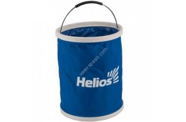Ведро складное 13 л Helios HS-VS-13L