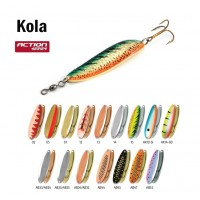 Блесна колеблющаяся Akara Action Series Kola 8.5 см, 21 гр
