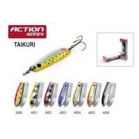 Блесна колеблющаяся Akara Action Series Taikuri 5см, 10.5 гр