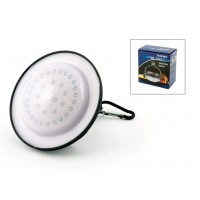 Фонарь-лампа Suboos 36 светодиоидов подвесной с карабином