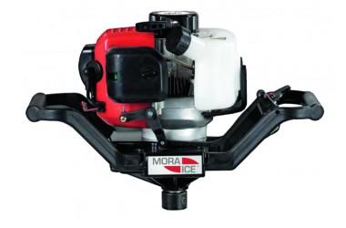 Мотоледобур MORA ICE Honda (4-х тактный, 1,7 лс., 35 см³, вес 7 кг.)