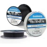 Леска монофильная Shimano Technium New 200м, темно-серая
