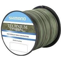 Леска монофильная Shimano Technium Trib, темно-зеленая