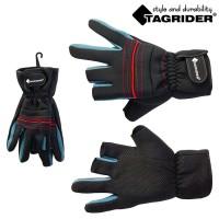 Перчатки Tagrider 2102-5 неопреновые без пальцев XL