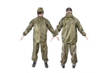 Костюм влагозащитный 215 КЗСн Белфут (куртка+брюки) мембрана
