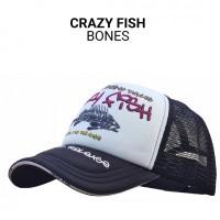 Кепка Crazy Fish Bones XI