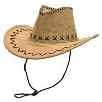 Шляпа Ковбойская Tagrider (цвет темно-коричневый).