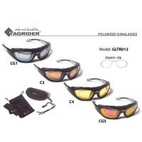 Очки поляризационные Tagrider в чехле GLTR 012 диоптрийная вставка уплотнитель EVA