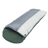 """Спальный мешок """"GRAPHIT 500"""" (Чайка) с подголовником 2х слойный, 190+35х85 см, -17/-2"""