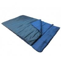 Мешок спальный для двоих Зубрава двухслойный 145х245 см