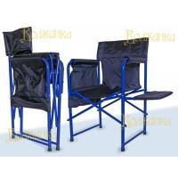 Кресло складное с полкой Волжанка КР-2 (нагрузка 280 кг )