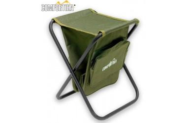 Cтул складной без спинки с сумкой