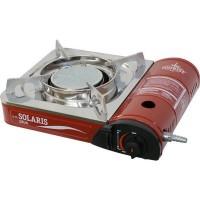 Газовая портативная плита 'SOLARIS PLUS' TS-701 (с переходником)