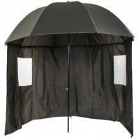 Зонт с тентом d 2,4м прямой (19/22/210D) N-240-TP NISUS