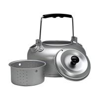 Чайник алюминий 1л с ситечком для заваривания HS-NP 010071-00 Helios