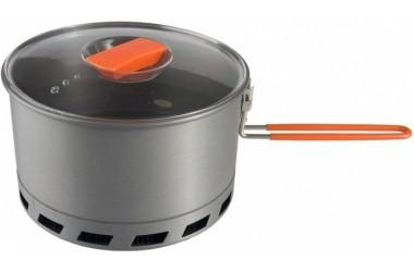 Кастрюля с радиатором 2 л CAMPSOR-2500
