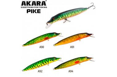 Воблер Akara Pike 110 (плавающий, кастинг 0-1.5, троллинг до 1.5 м)