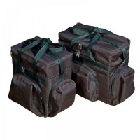 Ящик зимний металлический двухъярусный в сумке Технолит, 400х190х360 мм, сталь, 6-01-0130