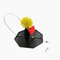 Жерлица на подставке оснащенная Ж3-02М (d-185мм, катушка d-85мм) Тонар