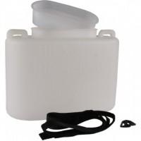 Кан для живца Тонар белый 10 литров