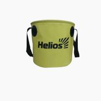 Ведро складное ПВХ 15 л Helios ( HS-VS-PVC-15L)