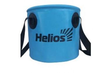 Ведро складное ПВХ 9 л Helios ( HS-VS-PVC-9L)