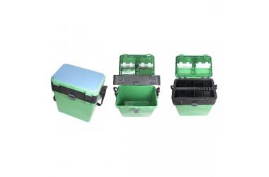 Ящик зимний ТК зеленый (19 л)