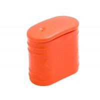 Бокс для хранения наживки 0,45 л оранжевый