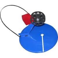 Жерлица-диск BLUE неоснащенная