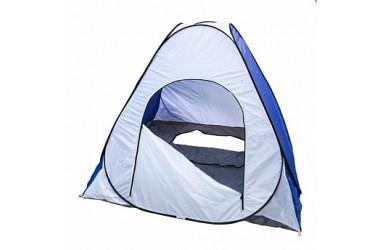 Палатка зимняя автомат 2х2 м дно на молнии