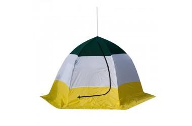 Палатка зимняя Стэк ELITE 4 (2 слоя), 3,0х2,1х3,0м